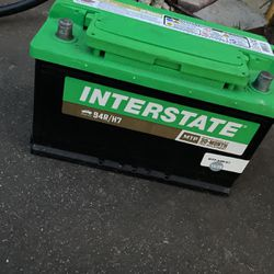Insterstate Battery Brand New 94R/H7 for Sale in Milpitas,  CA