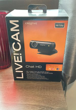 New Live Cam Chat HD for Sale in Sauk Rapids, MN