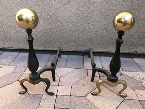 Antique Fireplace Irons for Sale in Los Angeles, CA