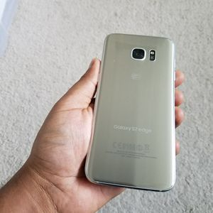 Samsung Galaxy S7 Edge, Factory Unlocked, Excellent Condition..As like New. for Sale in Springfield, VA