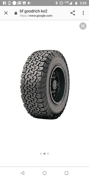 BF GOODRICH KO2 TIRES Brand New - All Sizing Starting @ $129 EA for Sale in Westminster, CA