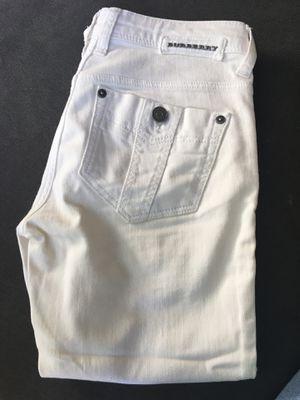 Burberry capri jeans (Women's W26 L capri) for Sale in San Jacinto, CA