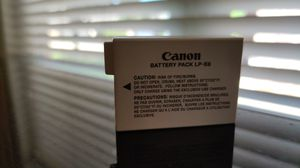 Canon LP-E8 Battery for Sale in Fort Worth, TX