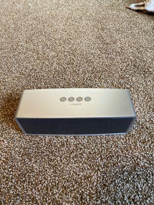 Fisher Bluetooth Speaker for Sale in Visalia, CA