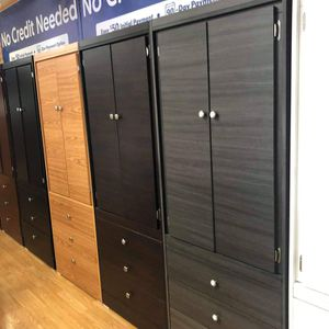 New COMPRESSED Wood CLOSET for Sale in Long Beach, CA