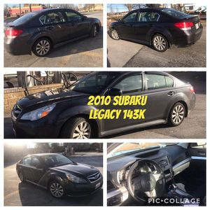 2010 subaru legacy for Sale in Boston, MA