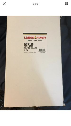 Brand new Acura MDX air filter for 2007-2013 Af5186 for Sale in Cumming, GA