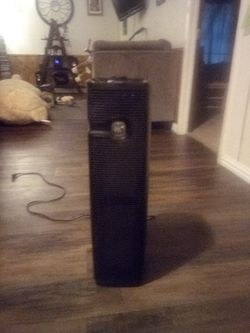 The Holmes® Tower Air Purifier for Sale in Scurry,  TX