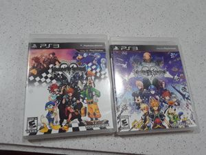 Kingdom hearts 1.5 & 2.5 trade (PS3) for Sale in Los Angeles, CA