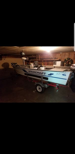 Starcraft bass boat for Sale in Puyallup, WA