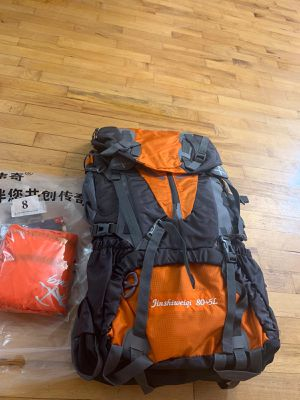 Hiking back backpack for Sale in Woodbridge Township, NJ