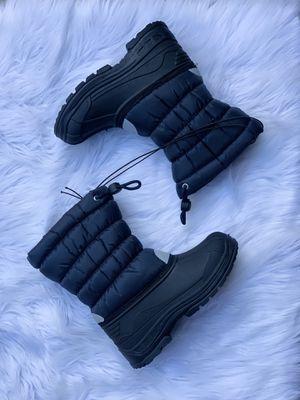 Snow boots for kids / kids snow boots/ botas para la nieve de niños sizes 9,10,11,12,13,1,2,3,4, ... $25 each pair for Sale in Bell Gardens, CA