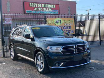 2015 Dodge Durango for Sale in Detroit,  MI