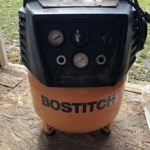 Bostitch Air Compressor for Sale in Hyattsville, MD