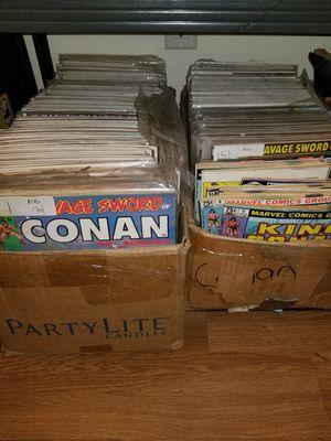 Conan comics for Sale in Milton-Freewater, OR