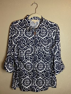 Michael Kors Blue/White Long sleeve for Sale in Dallas, TX