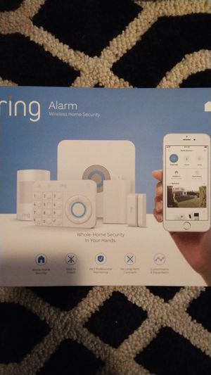 Ring Alarm Wireless Security System for Sale in Corona, CA