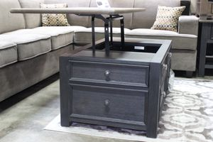 Lift Top Cocktail Table, Greyish Brown for Sale in Downey, CA