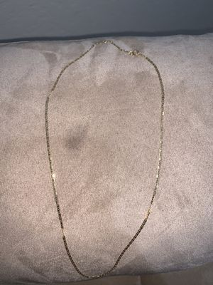 Chain gold 750 18k gold Brazilian gold for Sale in Daly City, CA
