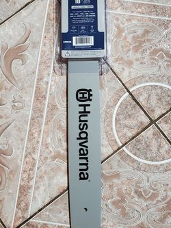 "Chainsaw Bar 18""- Husqvarna for Sale in Sloan,  NV"