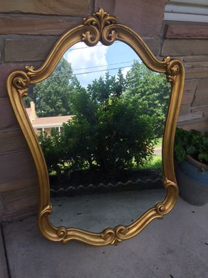 Mirror gold leaf for Sale in Lawrence Township, NJ