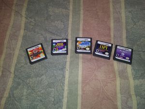 5 Nintendo DS games for Sale in DARLINGTN HTS, VA