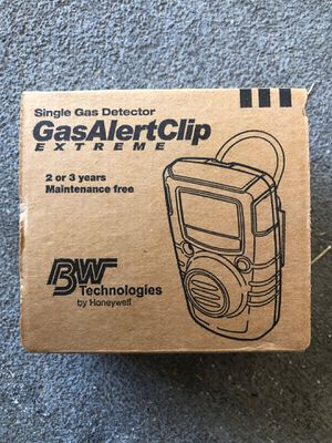 Gas alert clip extreme for Sale in TX, US