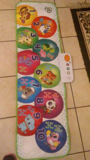 Leap Frog step/musical pad for Sale in Mesquite, TX