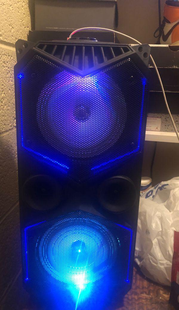 I joy bash speaker