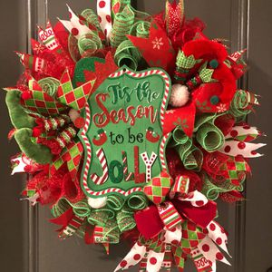 Tis The Season Christmas Wreath for Sale in Tampa, FL