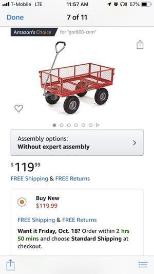Gorilla carts for Sale in Fontana, CA