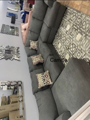 39$down payment 📣🎉🎉 sectional /couch /living room set for Sale in Houston, TX