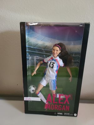New Barbie Alex Morgan Doll for Sale in San Leon, TX