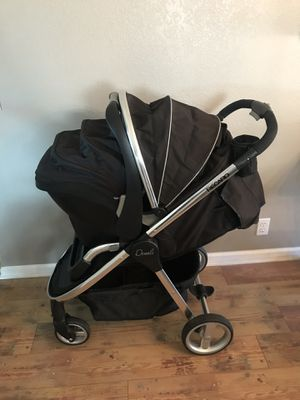 Recaro Infant Seat & Stroller for Sale in Hemet, CA
