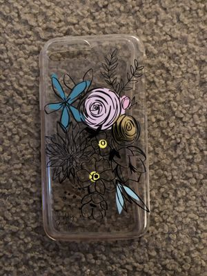 Flower IPhone 7plus case for Sale in Chula Vista, CA