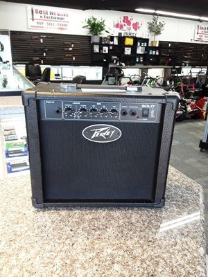 Peavey Solo Transtube Guitar Amplifier for Sale in Willoughby, OH