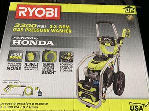 Ryobi pressure washer for Sale in Attleboro, MA