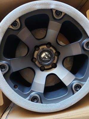 17×10 beast fuel rims (new in box) for Sale in Moreno Valley, CA