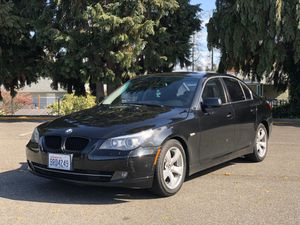 2008 BMW 528i for Sale in Tacoma, WA