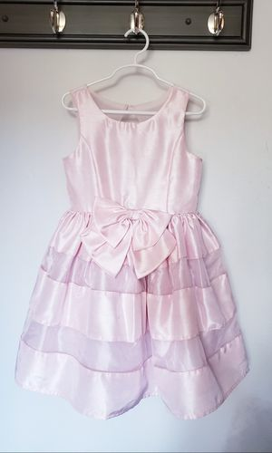 Girls pink dress 6 for Sale in San Jose, CA