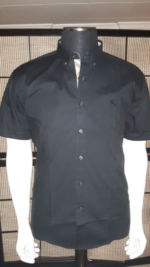 Mens burberry shirt L for Sale in Newburgh, NY