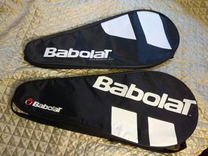 BABOLAT TENNIS RACKET COVERS. READ DETAILS for Sale in University City, MO
