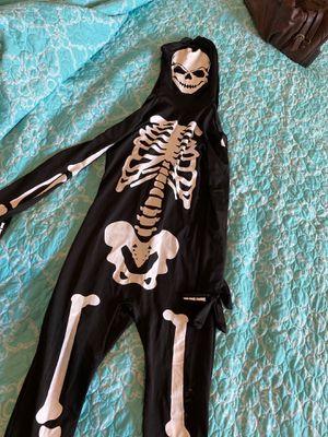 Boys large 10-12 skull trooper costume for Sale in Fresno, CA