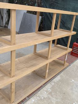 Wood Bookshelf for Sale in City of Industry,  CA