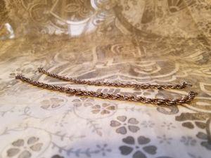 Silver chained bracelets for Sale in Atlanta, GA