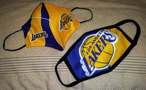$10 each - LAKERS M@$K$ + Free Sml Hnd Sntzr for Sale in West Covina, CA