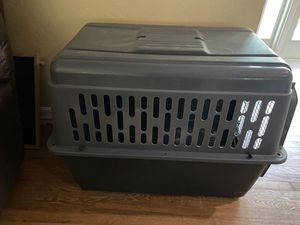 Large dog crate for Sale in Houston, TX