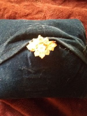 14KT 5.40 grams with 35tw round Stone with 8.15ctw for Sale in Verbena, AL