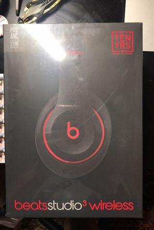 Beats Studio 3 Wireless Headphones Decade Collection for Sale in San Francisco, CA