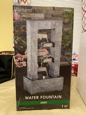 Water fountains perfect for white elephant gift for Sale in Commerce City, CO